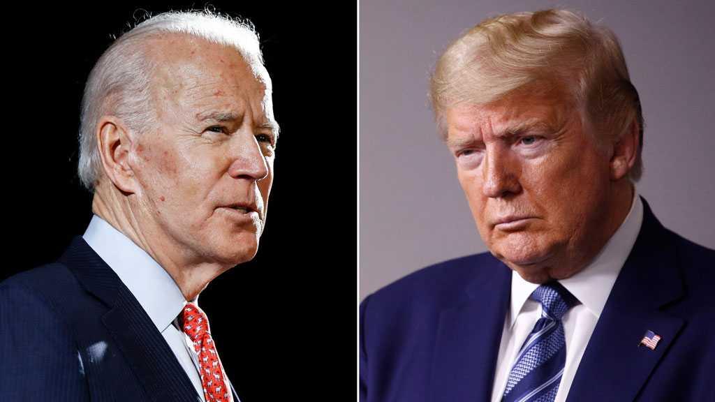 Coronavirus Dominates at Trump, Biden Rival Town Halls