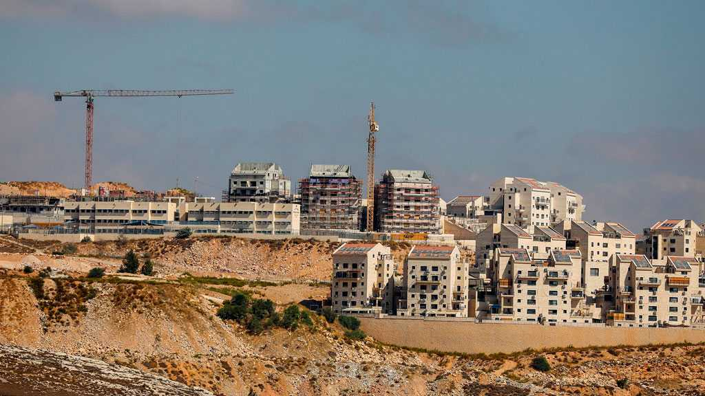 'Israel' Settlement Approvals Hit Record High