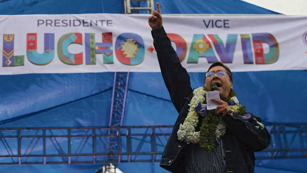 Bolivia Set to Vote for President after Polarized Campaign