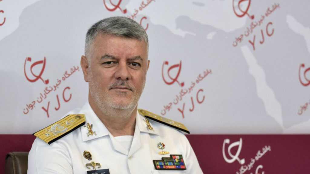 Iran Navy Commander: Arms Embargo Only 'A Joke'