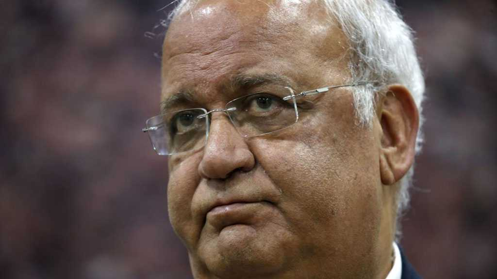 PLO Chair Saeb Erekat In Critical Condition due to Coronavirus