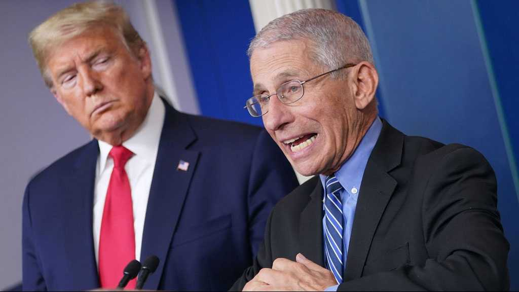Trump Closes His Campaign by Insulting Fauci For Telling the Truth