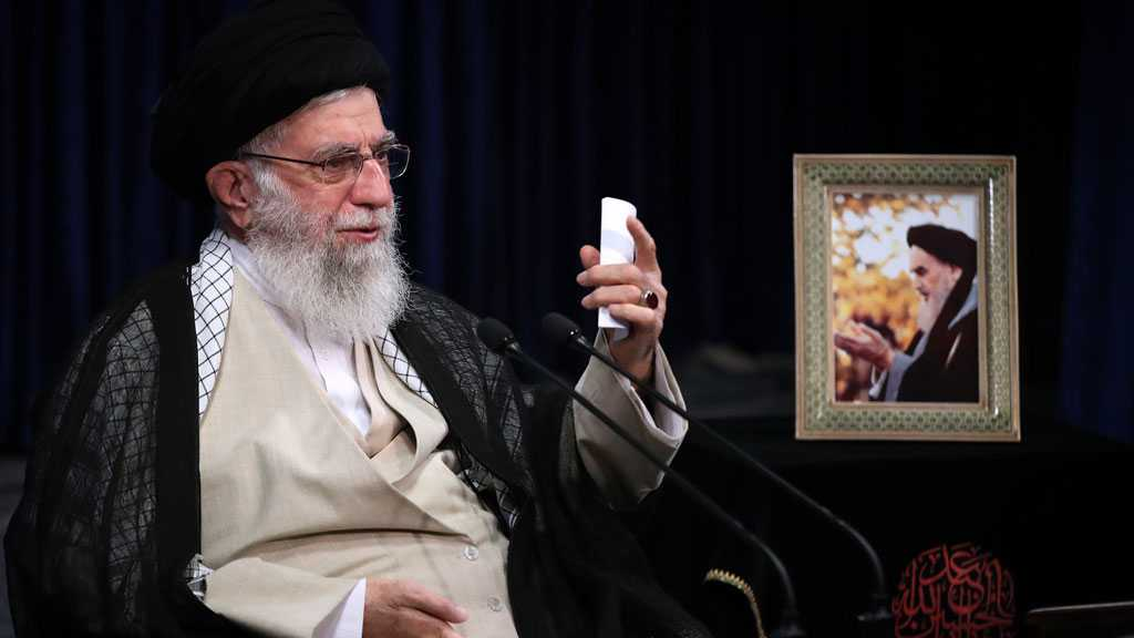 Imam Khamenei: Muslim Nations Never to Accept 'Humiliation of Compromising' With 'Israel'