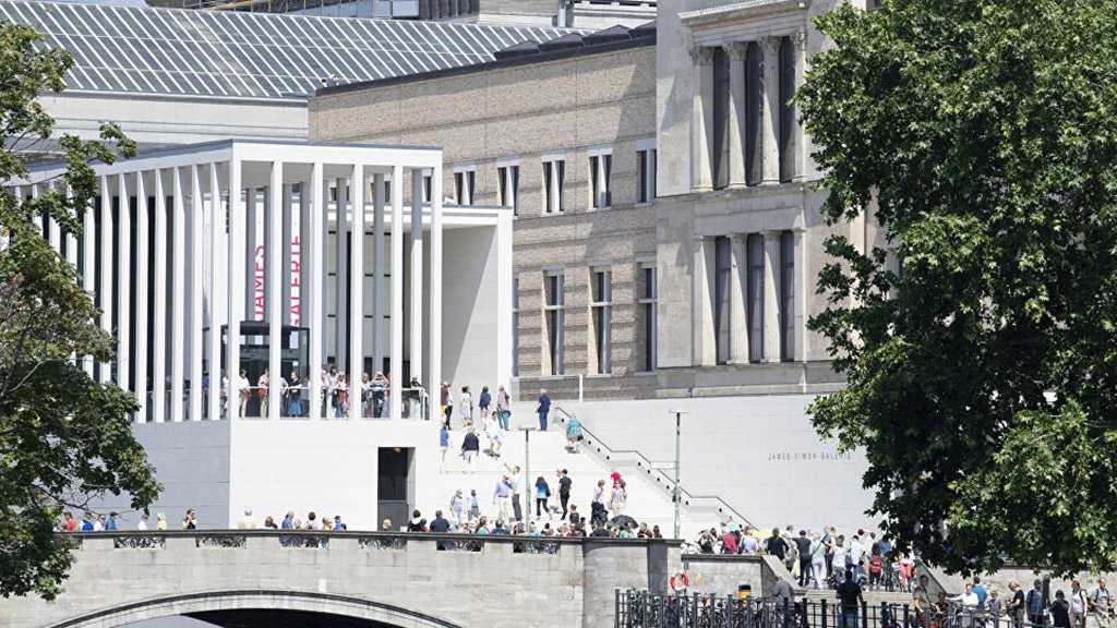 At Least 70 Artifacts Vandalized Across 3 Galleries on Berlin's Museum Island