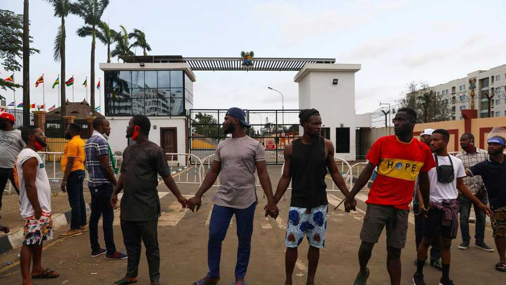 Nigeria Crackdown: Security Forces Open Fire on Protesters in Lagos