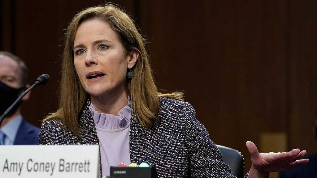 US Democrats to Boycott Committee Vote on Barrett's Supreme Court Nomination