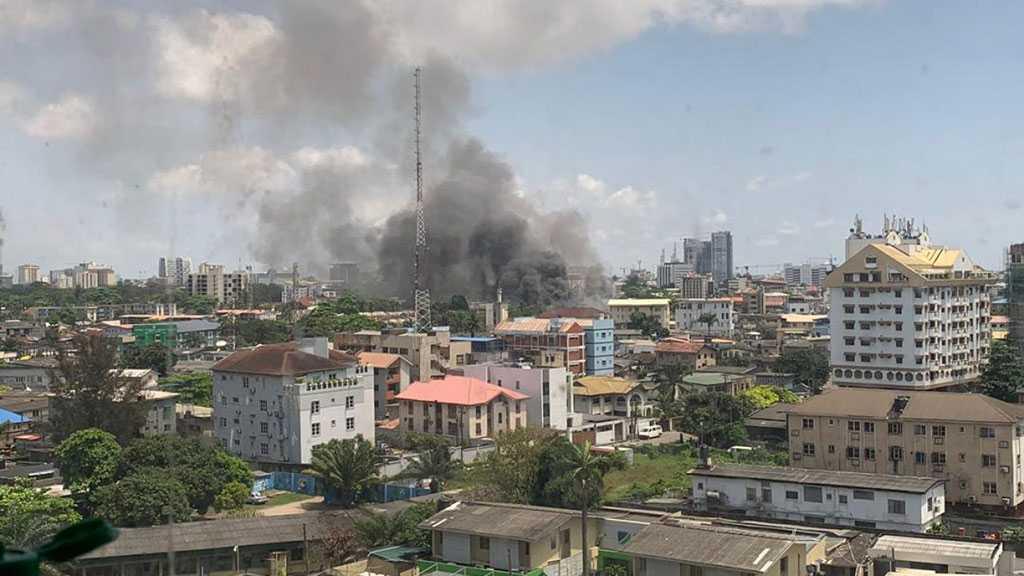 Gunshots Heard in Lagos, Nigeria as Prison Reportedly Set on Fire