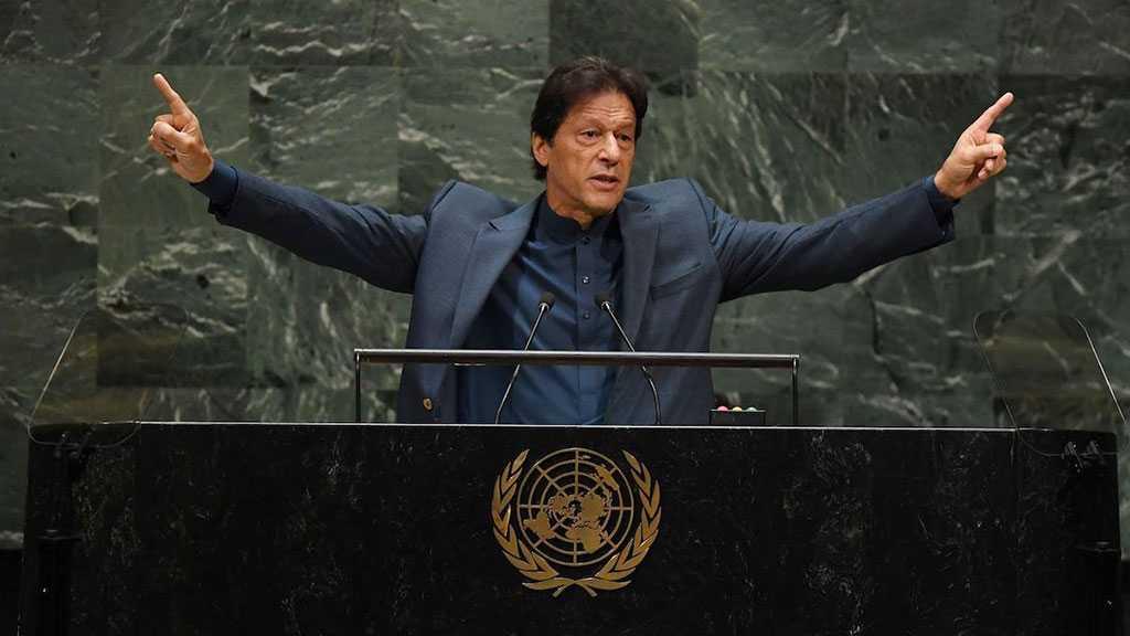Pakistan's Imran Khan Denounces France's Macron for Encouraging Islamophobia