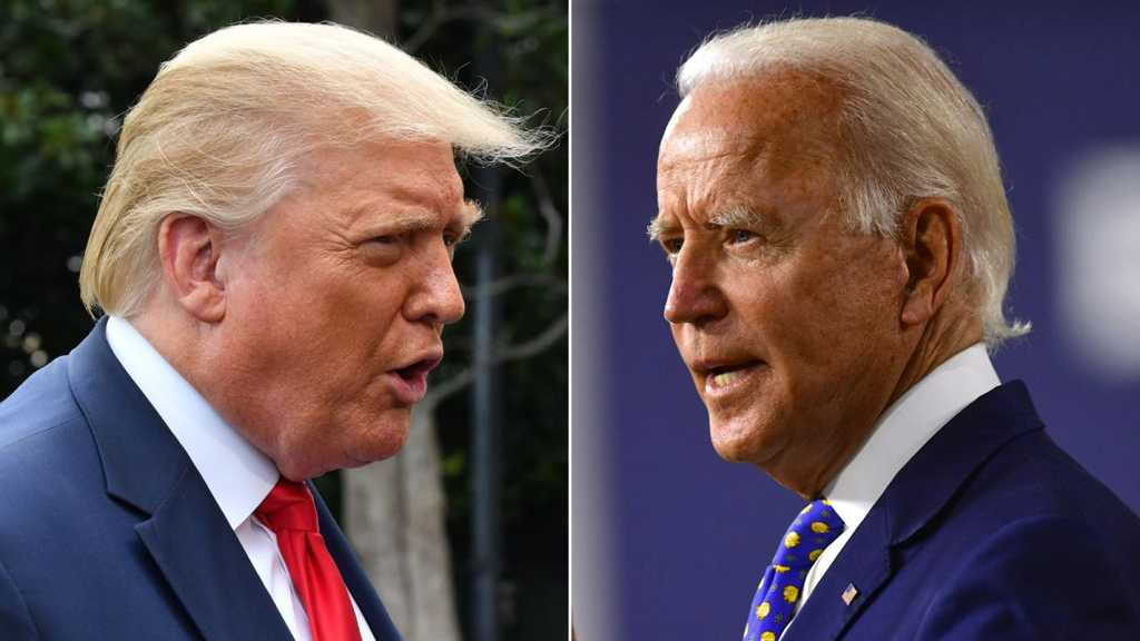 Poll Shows Arabs Favor Biden Over Trump in US Election
