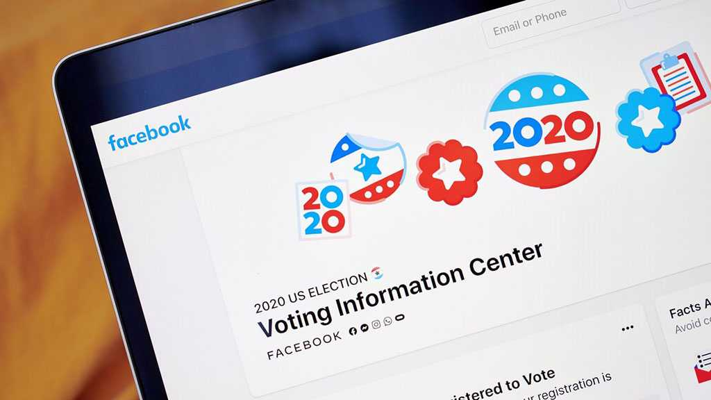 Facebook Prepares Emergency Measures to Regulate Content During US Elections