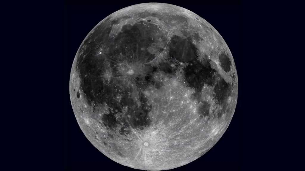 NASA Says Water Found on Moon's Sunlit Surface