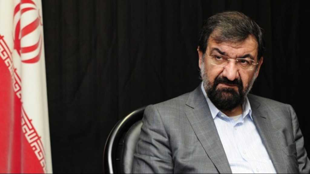 Rezai: US-'Israeli' Plan To Blockade Iran To Face Major Defeat