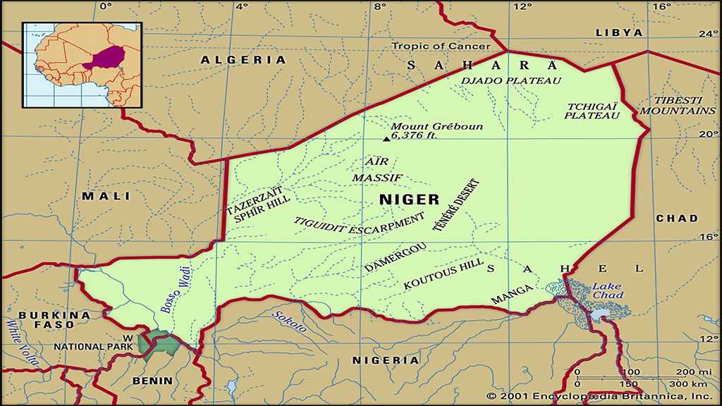 Security Sources: US Citizen Kidnapped in Southern Niger
