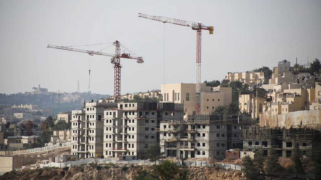 "NGO: ""Israel"" to Approve Settler Units in Flashpoint Al-Khalil Area"