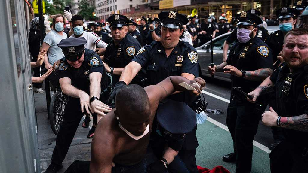 Another African-American Shot Dead By US Police, Angry Protests Erupt in Philadelphia