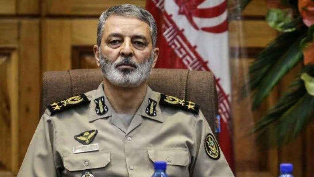Iran Army Chief: Air Defense Stepped Up in NW Iran