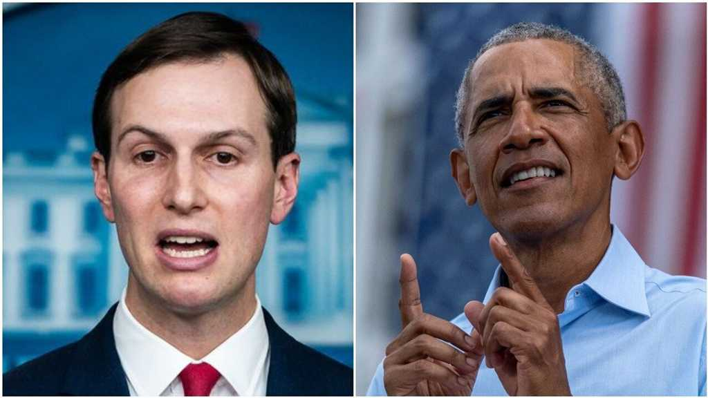Obama Slams Kushner's Remarks That African Americans Have To 'Want to Be Successful'