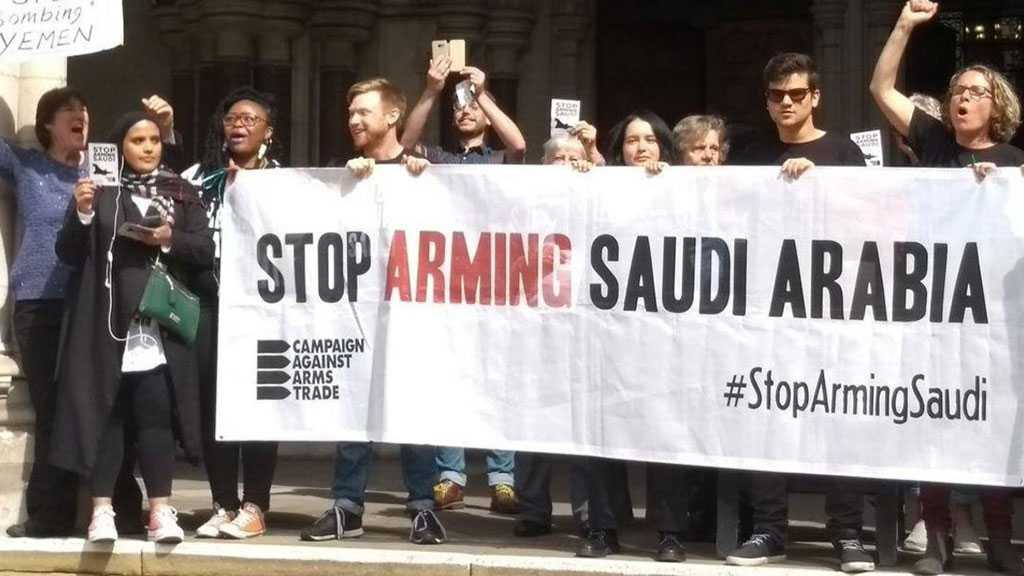 UK Gov't Dragged Back to Court for Approving More Arms Sales to Saudi Arabia