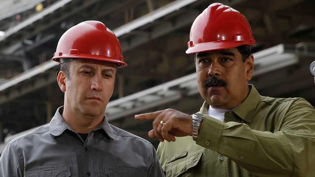 Maduro: Venezuelan Refinery Damaged By Terrorist Attack