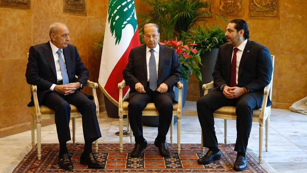 Lebanese Leaders Putting Final Touches to Draft Cabinet Lineup