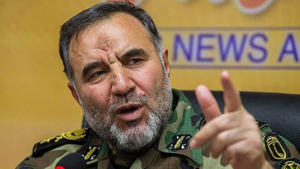 No Breathing Space for Enemies Near Iran's Borders - Ground Forces Commander