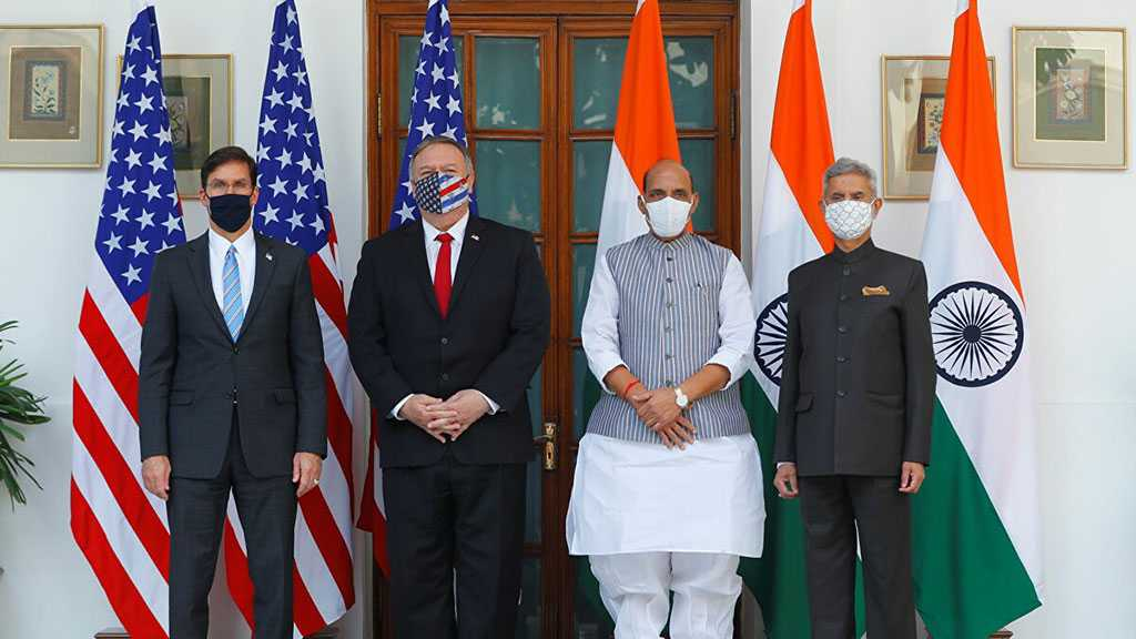 "US Backtracks After Wrongly Attributing China ""Border Aggression"" to Indian Defense Minister"