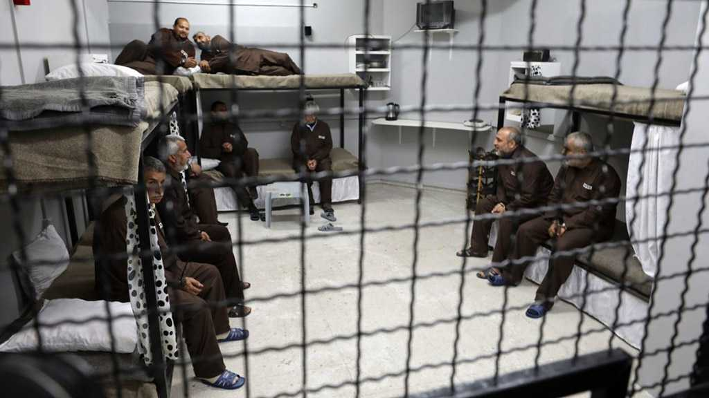 "COVID-19 Sickens 12 Palestinian Detainees in ""Israeli"" Prison"