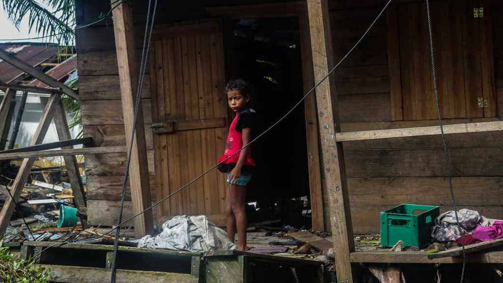 Storm Eta Devastated Lives of More Than 1.2 Million Children in Central America - UNICEF