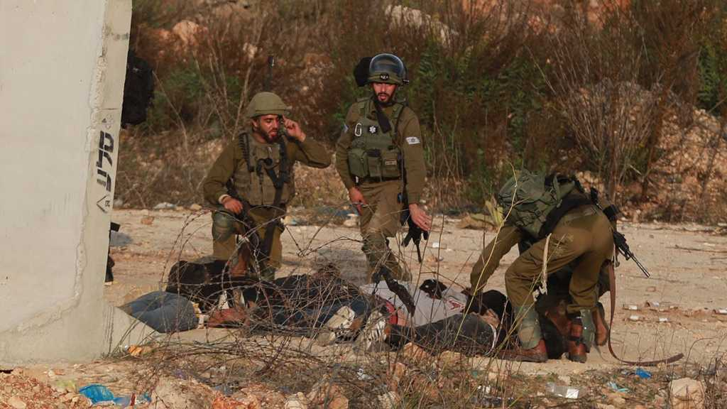 'Israeli' Forces Shoot Three Palestinians in West Bank