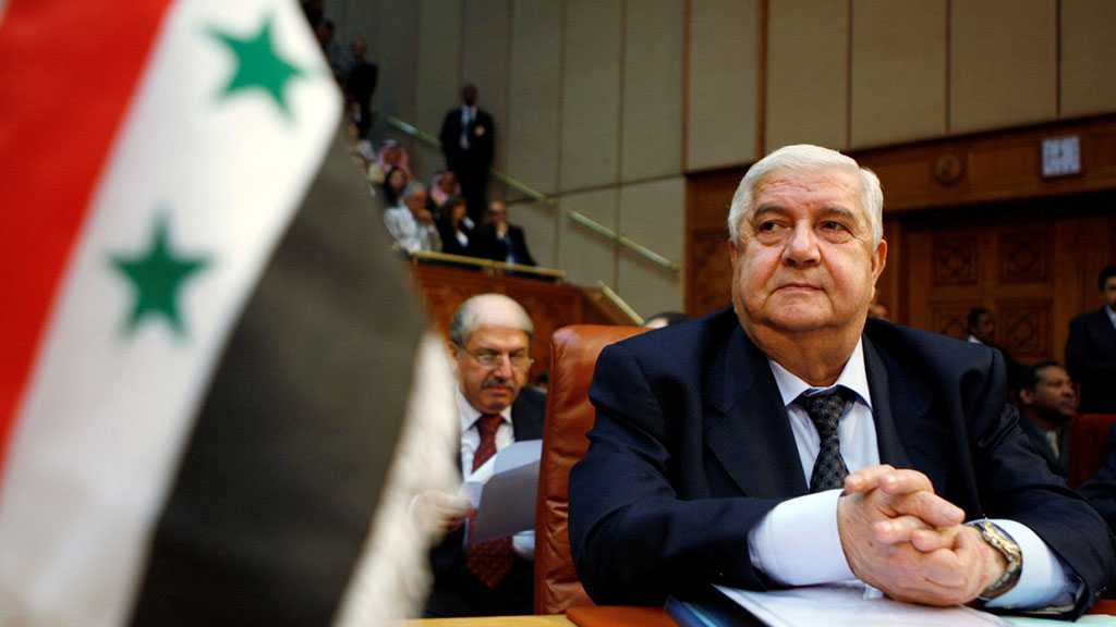 State Media: Syrian FM Walid Al-Moallem Dies at the Age of 79