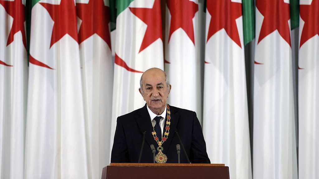 Algerian President Ends COVID-19 Treatment, to Undergo Checks