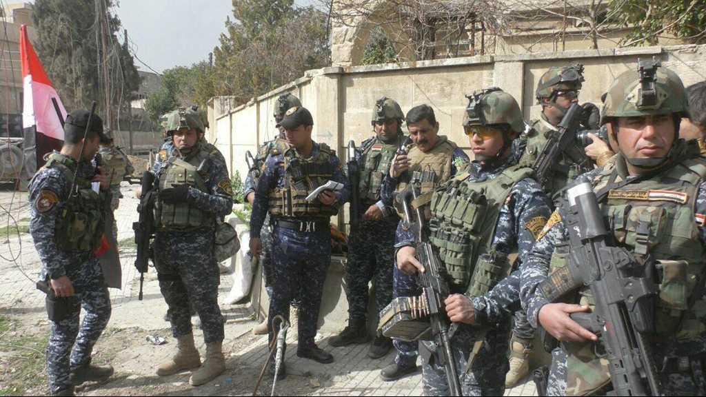 Iraqi Forces Capture 2 Daesh Leaders in Kirkuk