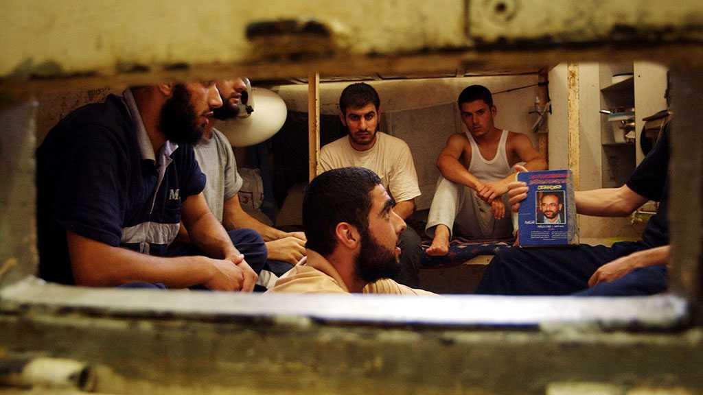 "COVID-Positive Palestinian Prisoners in ""Israeli"" Jails Exceed 100"