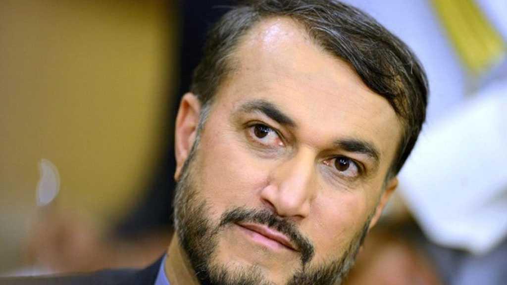 Iran's Abdollahian: Traitors to Holy Al-Quds Have No Future in Region