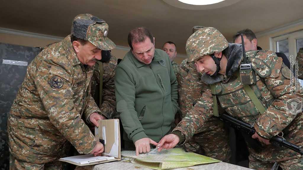 Armenian Defense Minister Tenders Resignation