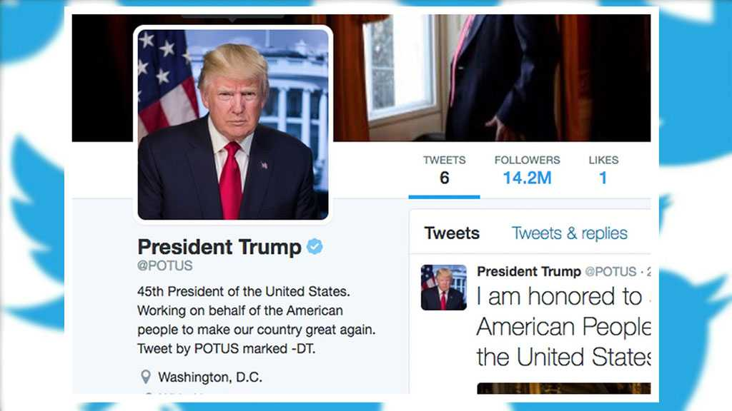 Trump Will Reportedly Lose Official POTUS Twitter Account Even if He Refuses to Let It Go