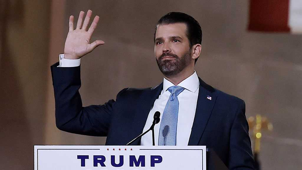 Donald Trump Jr Tests COVID-Positive