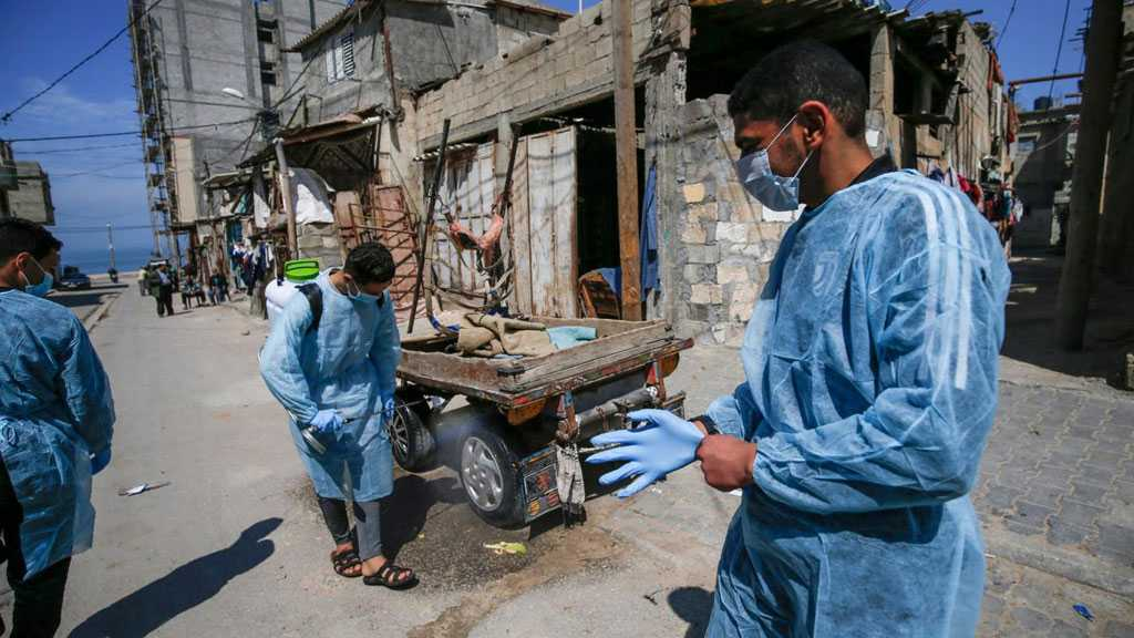 Gaza Reports Sharp Increase In COVID-19 Infections