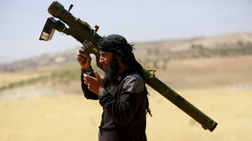 US Providing Daesh With Weapons in Iraq