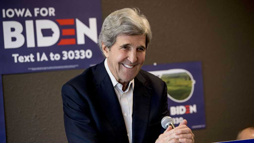 Biden Names John Kerry Climate Envoy in New US Administration