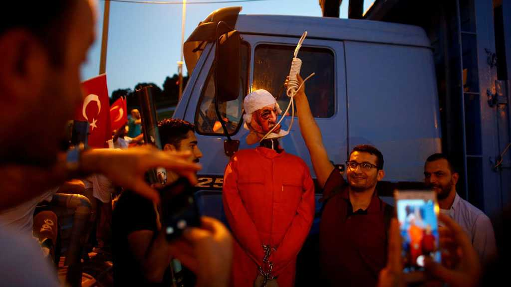 State Media: Turkish Court Issues Life Sentences in 2016 Coup Trial