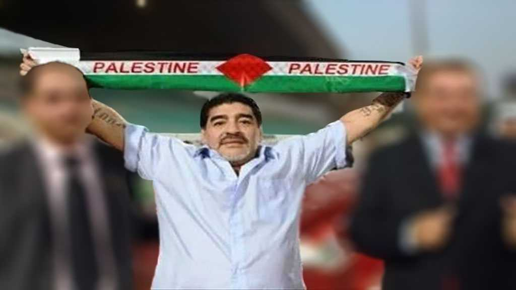 Maradona's Activism Remembered: In My Heart I Am Palestinian