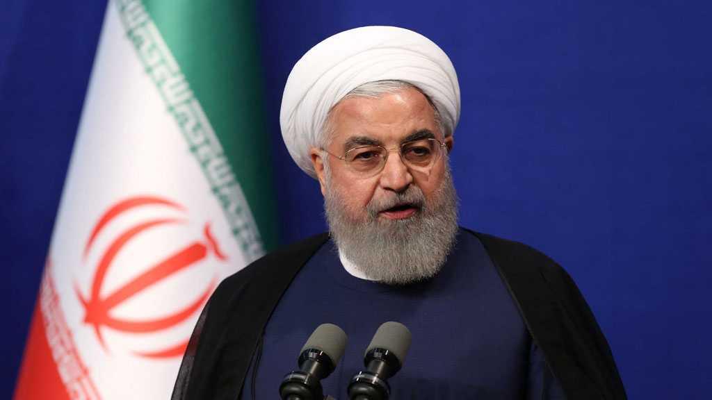 Rouhani: Terrorists Won't Disrupt Iranian Scientists Will for Progress