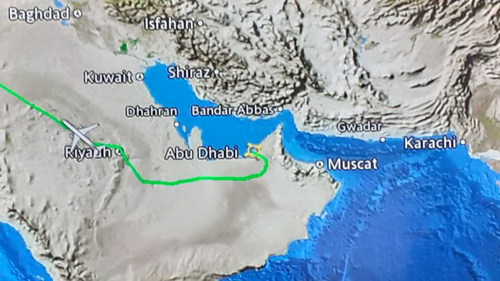 The 'Generous' Kingdom: 'Israeli' Airliners Permitted to Fly Over Saudi Airspace on Way To UAE