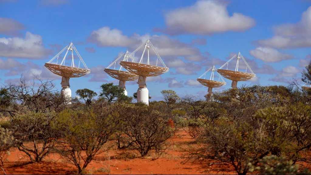 Australian Telescope Maps 3 Million Galaxies in Just 300 Hours