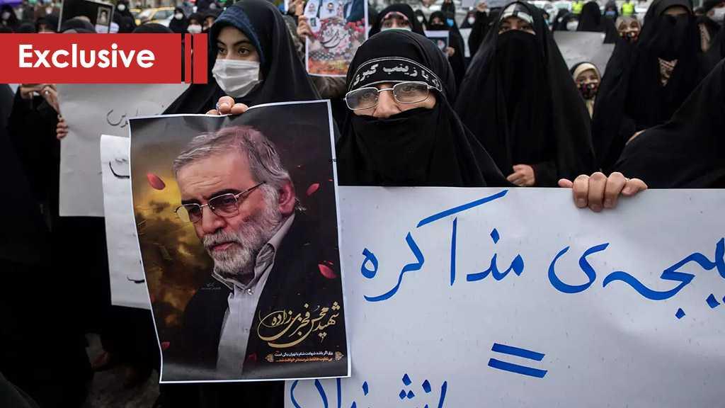 Fakhrizadeh Assassination, Peak of US and 'Israeli' Cowardness
