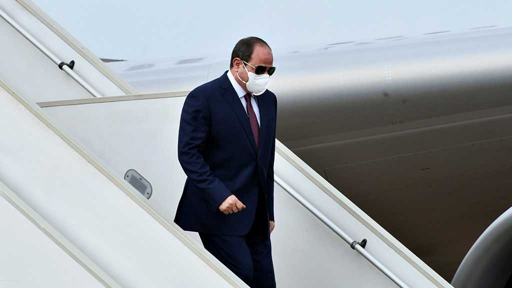 Egypt's Sisi Arrives in France for Controversial Visit
