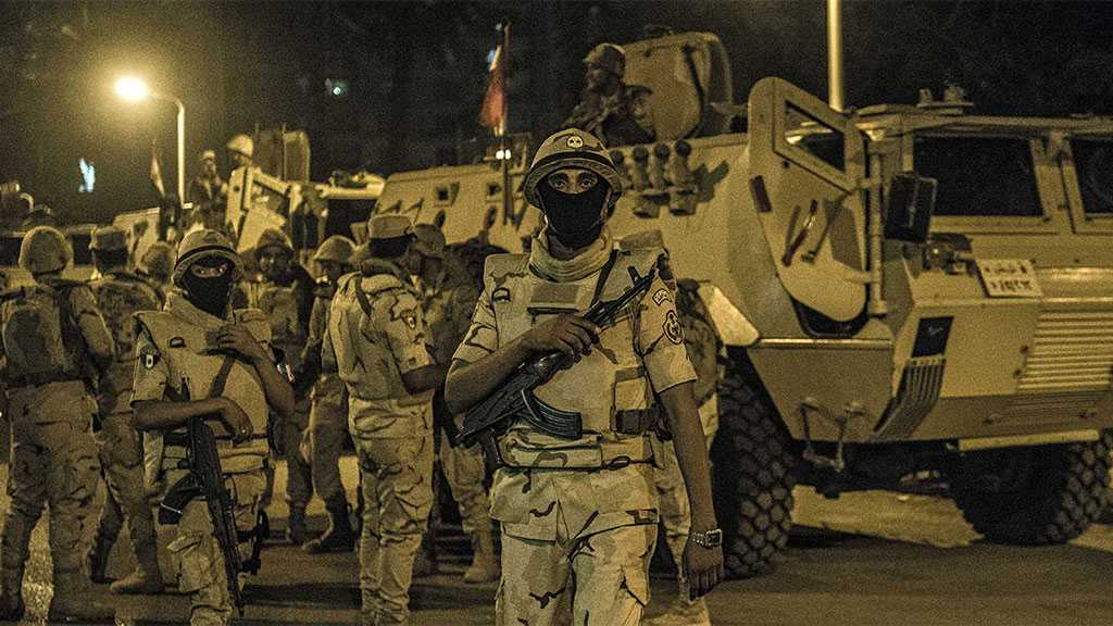 Egyptian Army Killed 40 Suspected Militants in Sinai
