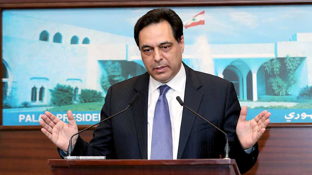 Lebanese Politicians, Leading Figures Rally Behind Diab After Port Blast Charges