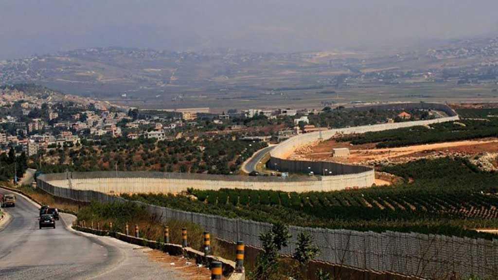 Hide and Fire: 'Israeli' Soldiers Terrified by Boy Chasing Hen along Lebanon-Palestine Border!